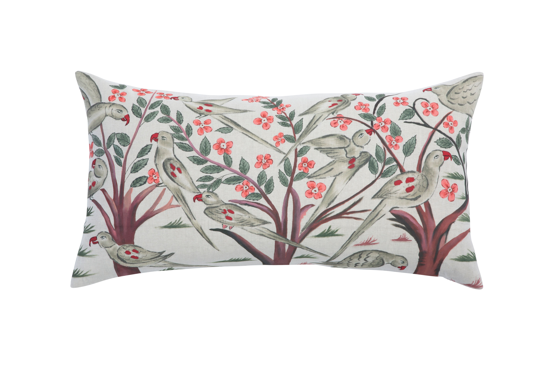 Hand painted Vadati Pillow