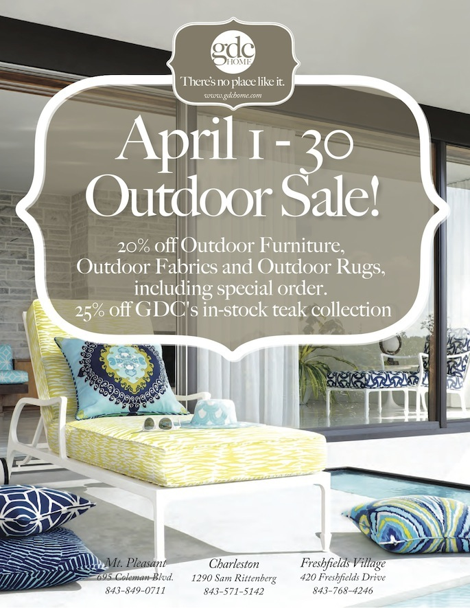 Outdoor Sale!