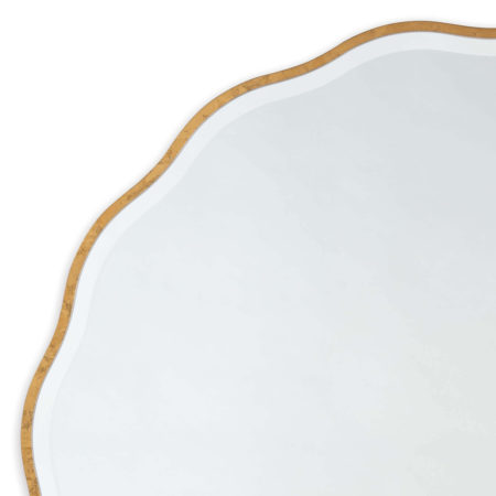 beveled edge detail mirror