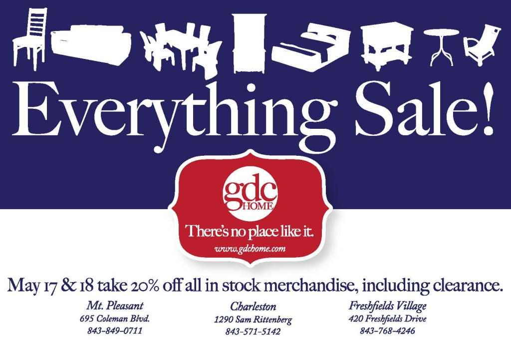 The Everything Sale!