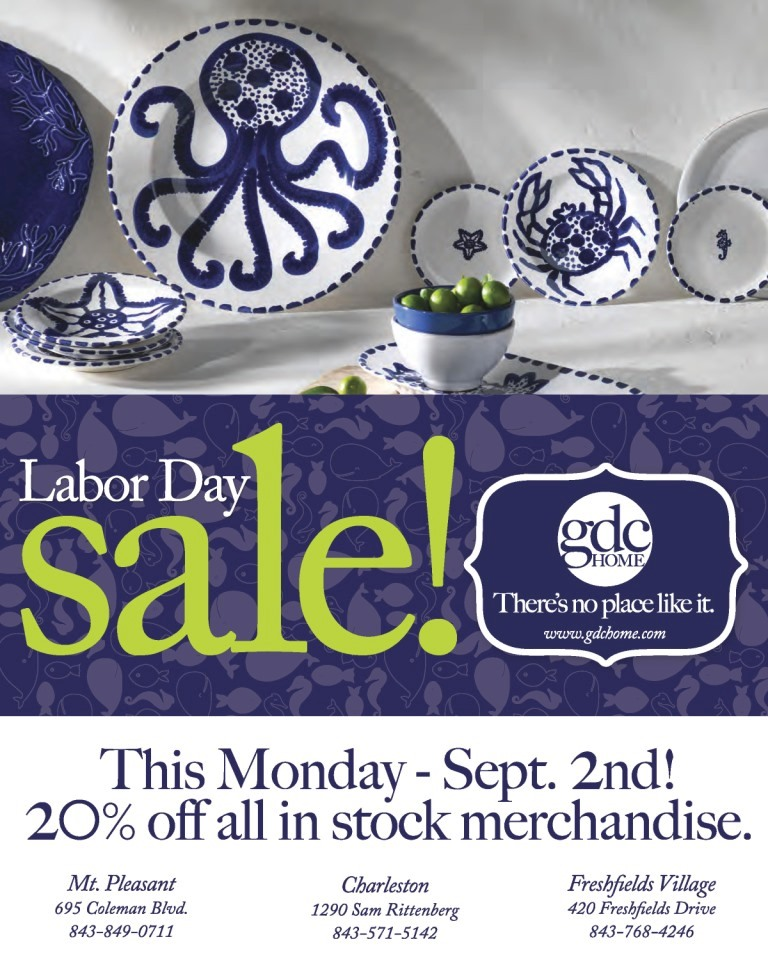 Labor Day Sale!