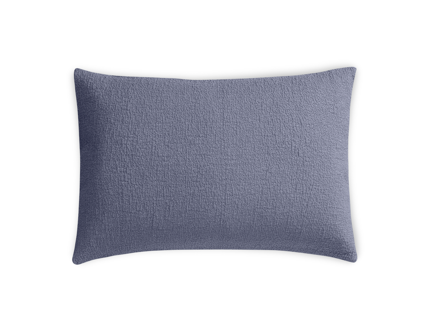 lapis blue pillow sham