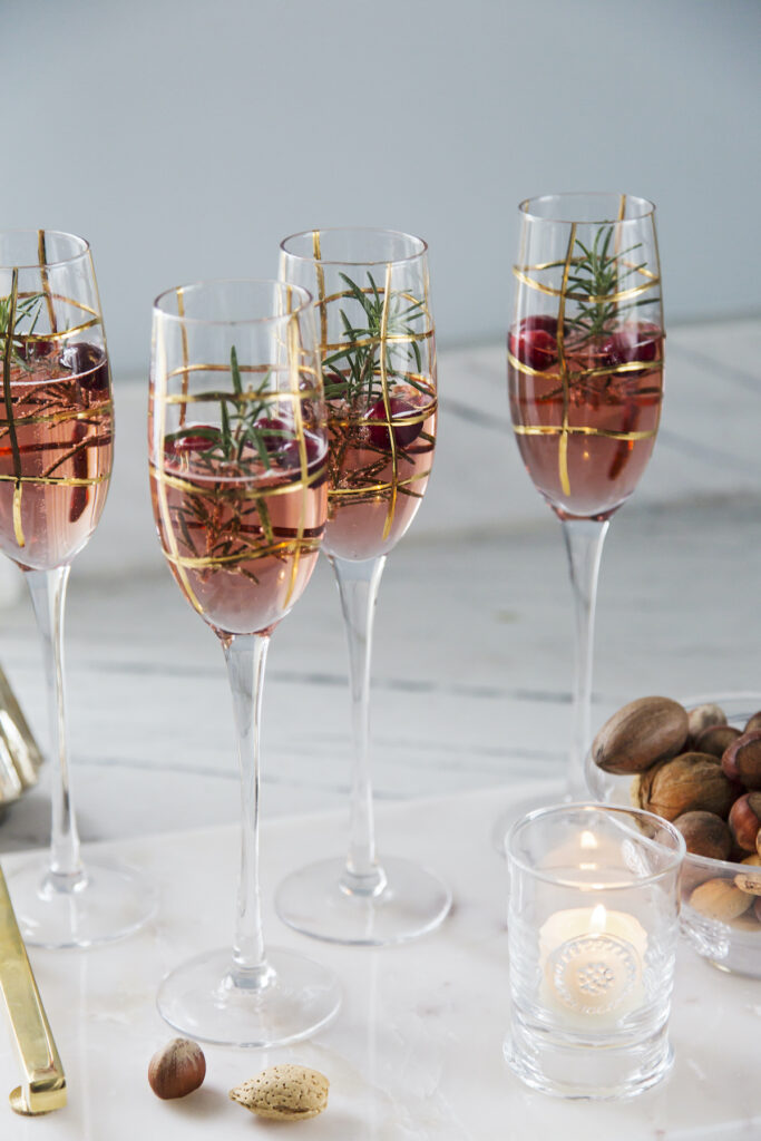 Holiday Drinks by Julia Lynn Photography