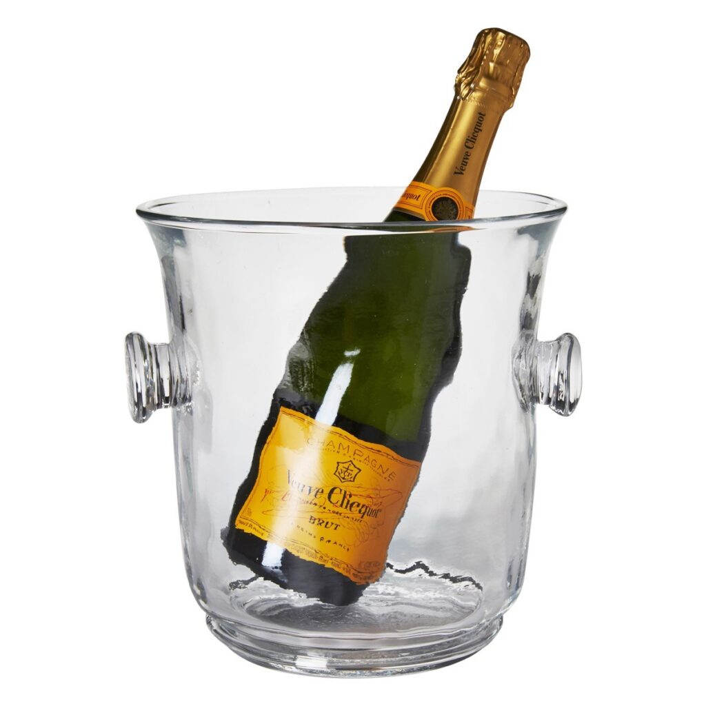 Carine Champagne Bucket from GDC Home