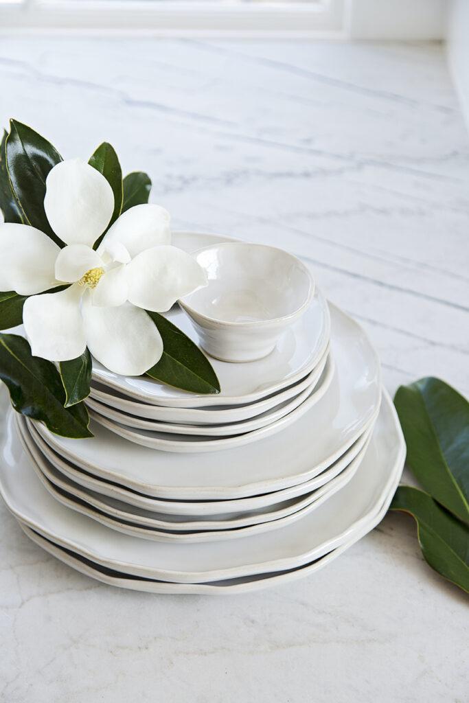 Christmas Dining Plates