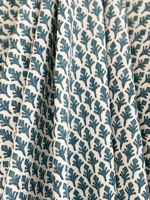 Jasper Blue by the Yard Fabric GDC Home