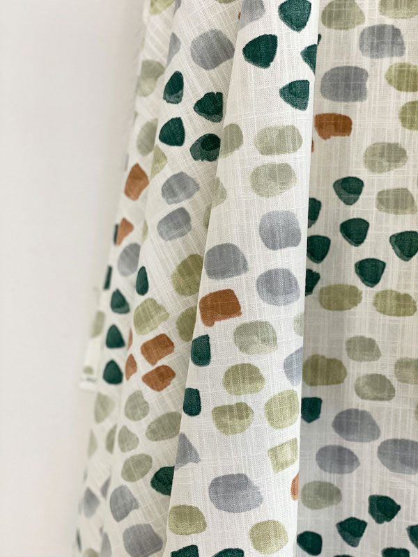 Clay Verdant by the Yard Fabric GDC Home