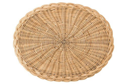 Braided Woven Basket GDC Home
