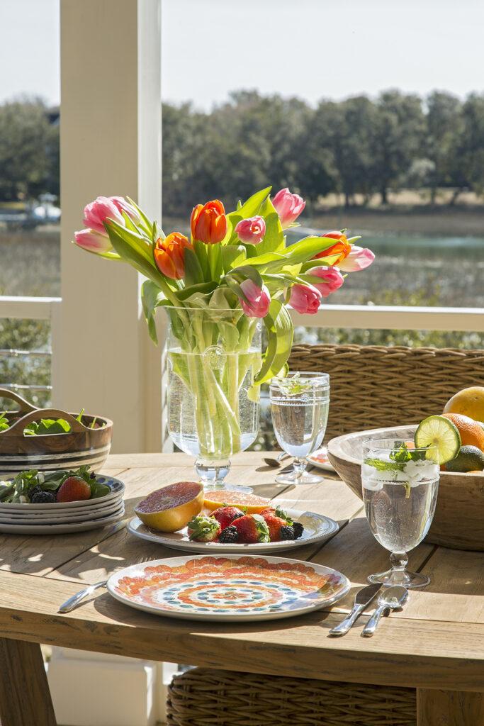 GDC Home Spring Table Decor